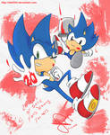 Sonic 20 years of fanarts