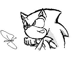 sonic little animation by idolnya