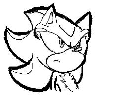 A random Rouge and Shadow animation by idolnya