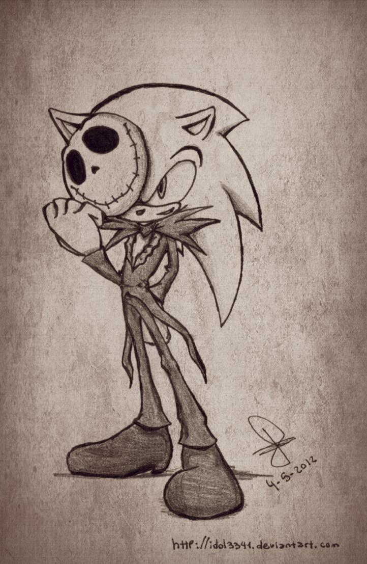 Sonic Jack cosplay by idolnya