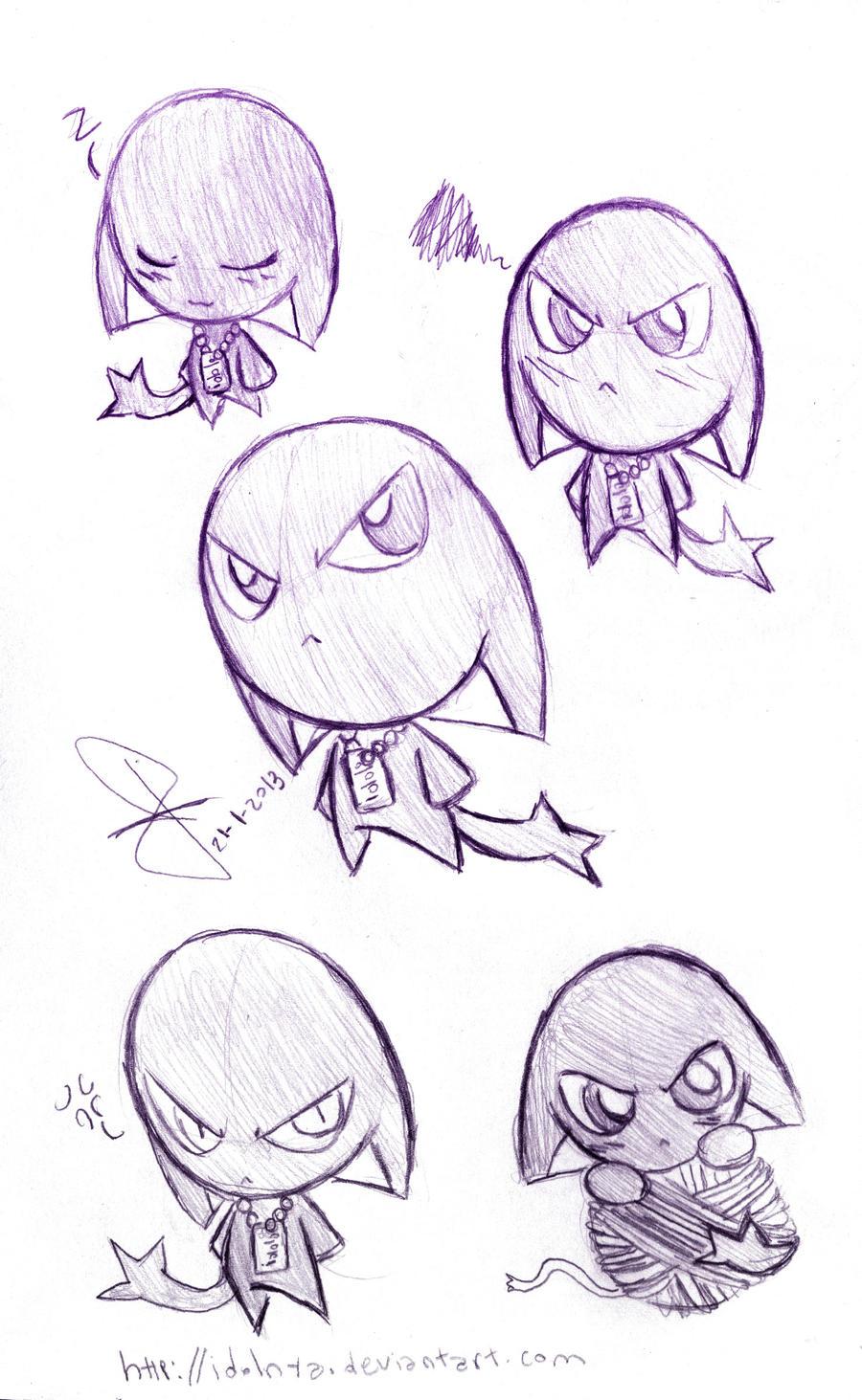 Idolo Doodle by idolnya