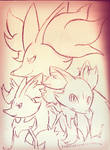 Fennekin Evolution