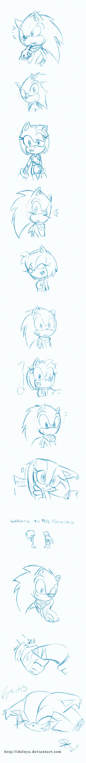Welcome To Sonic Boom by idolnya