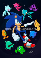 Sonic Color Ultimate