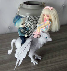 Fairyland Fantasy Artline Rus with Pukifees
