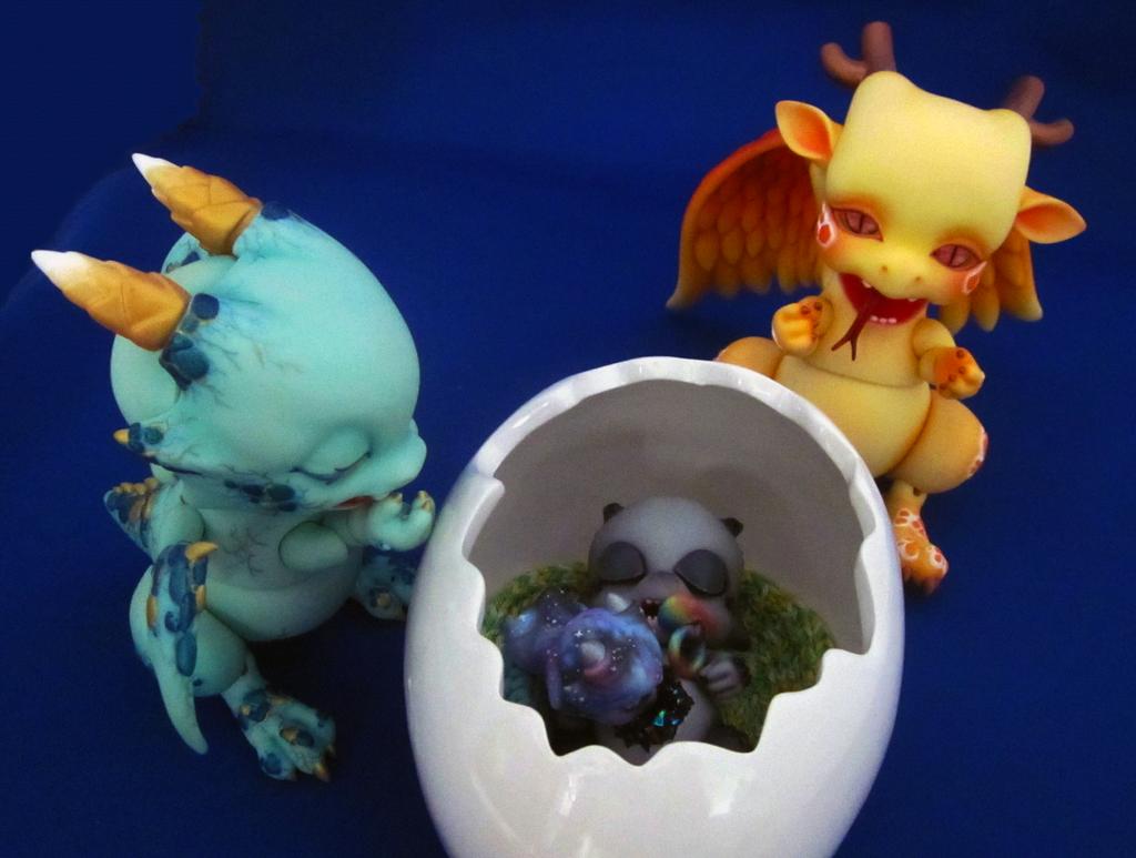 Dragon Parents by Shirelae
