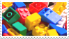 lego stamp by falseclown