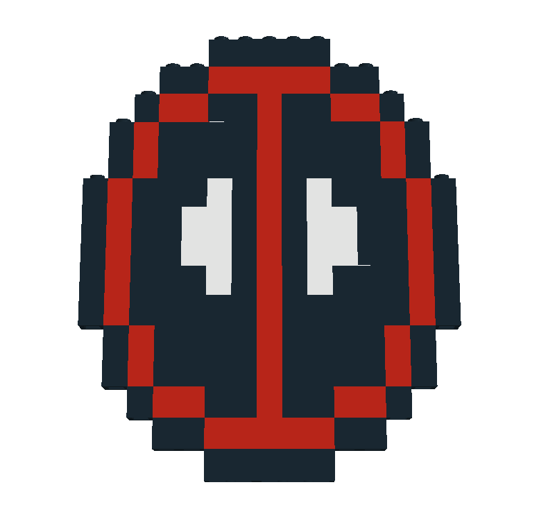 Deadpool Insignia by Madara-13