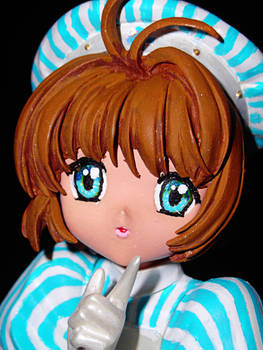 WIP Sakura Nurse 2
