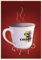 cafe de colombia by rauldraws