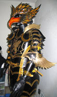 Gryphon Leather Armor 07