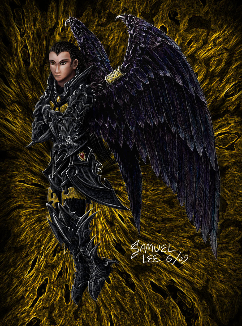 Nephilim Class Concept...