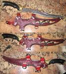 Dagger Sheath -  Compiled