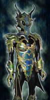 Female Dragon Armor Complete