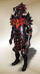 Lion Armor - Complete