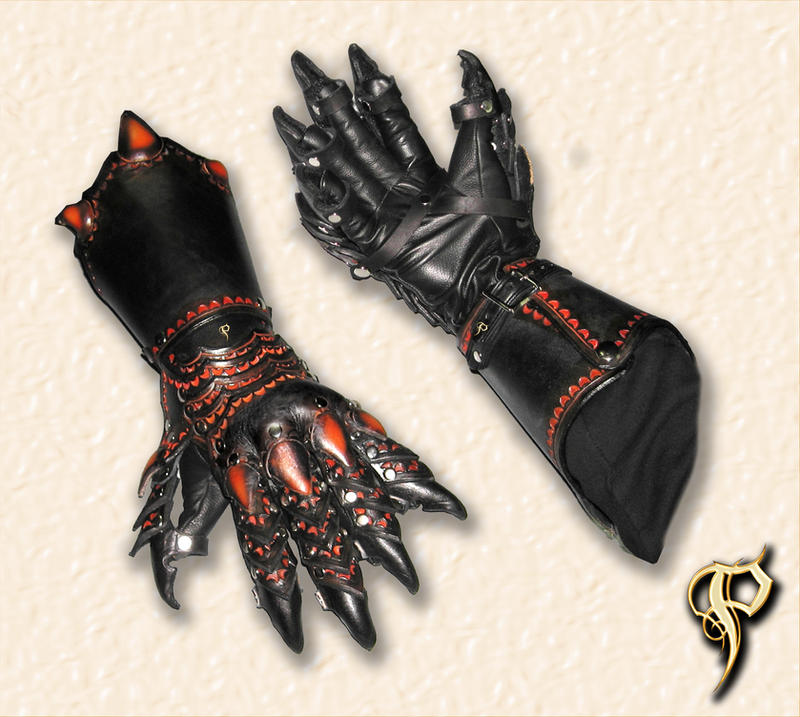 armour artwork claws dark - photo #9