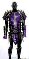 Black and Purple Set