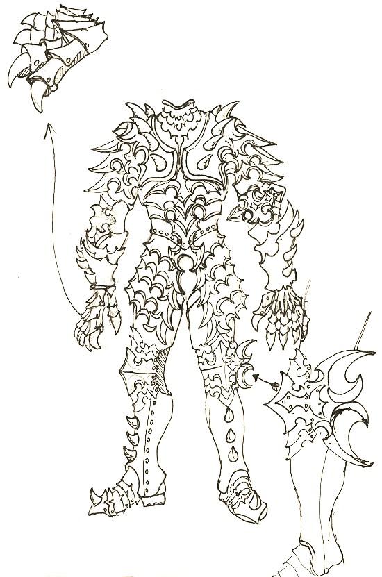 Leviathan by Azmal