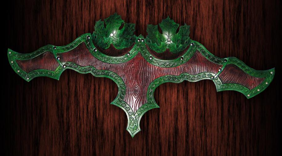 Wood-Elf Corset by Azmal