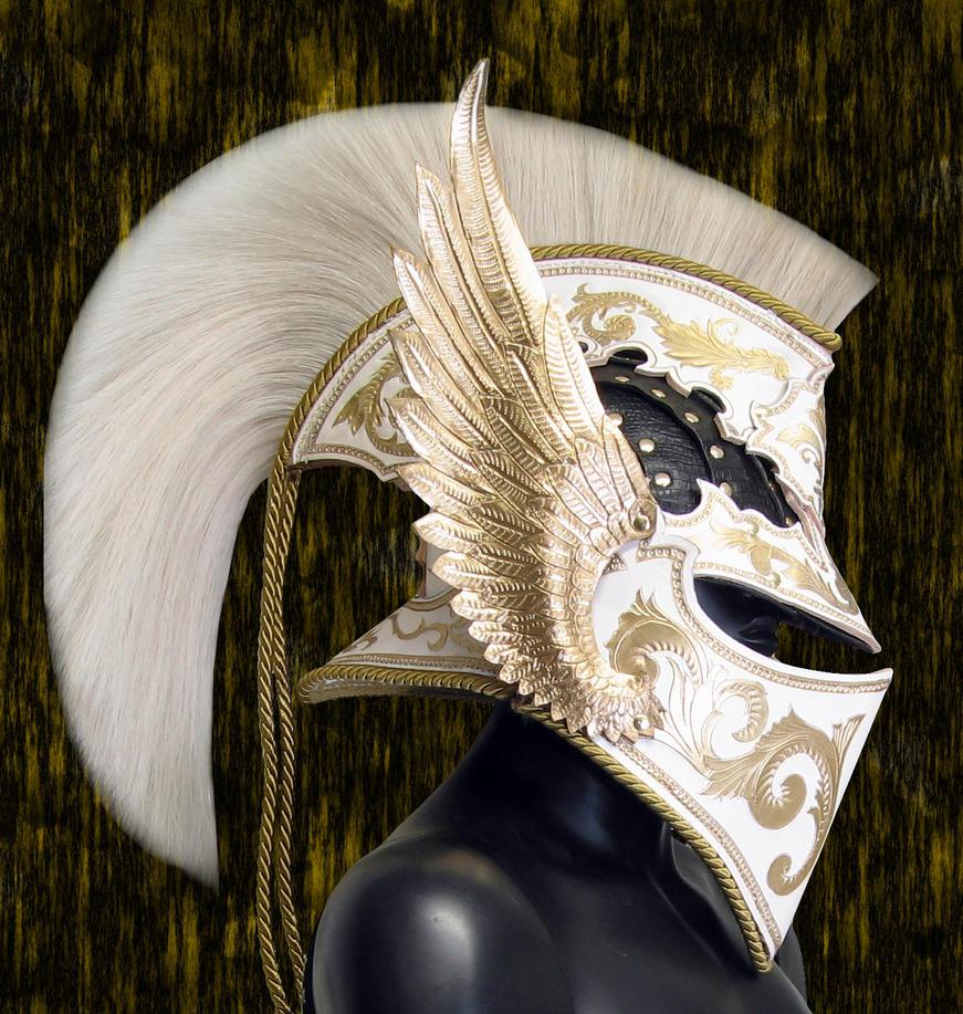 un créateur d'armures en cuir... Archangel_helmet_by_azmal-d32njnb