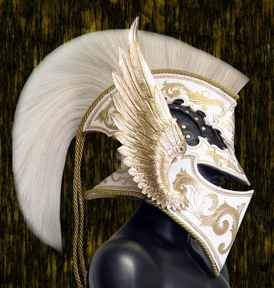 Archangel Helmet by Azmal