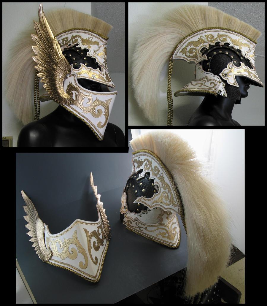 Archangel Helmet pic2 by Azmal