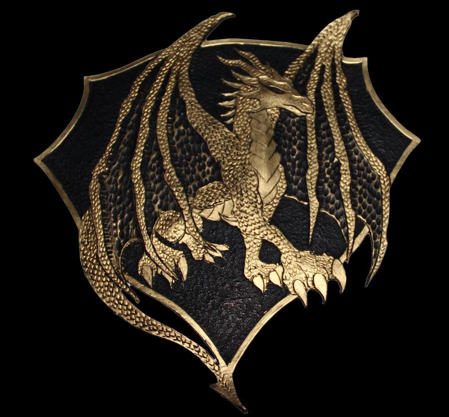 Dragon Crest After by Azmal on DeviantArt