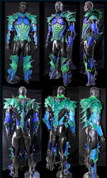 Imperial Sea Dragon Armor Comp