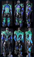Imperial Sea Dragon Armor Comp