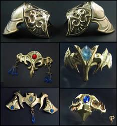 Zelda Twilight Princess Comp. by Azmal