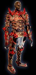 Dragon Officer Armor by Azmal