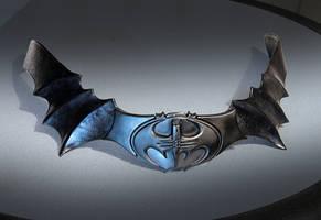 Medieval Bat man Belt Teaser by Azmal