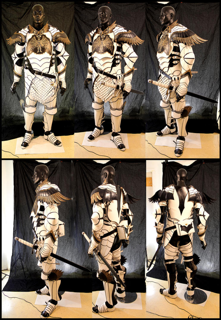 Paladin armor compiled by azmal on deviantart paladin armor compiled by azmal publicscrutiny Gallery