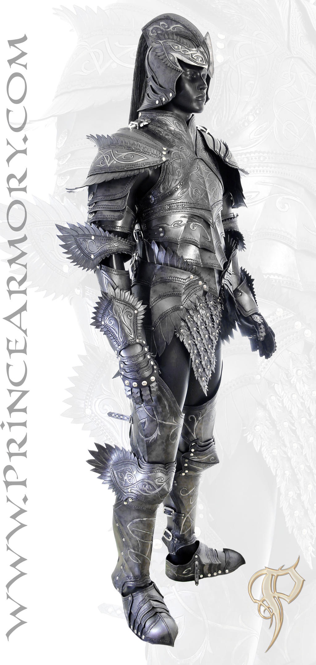 Elven Knight Leather Fantasy Armor