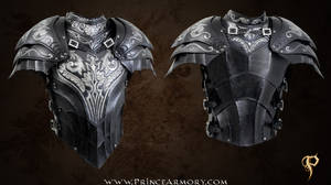 Artorias Cuirass and Pauldrons Preview