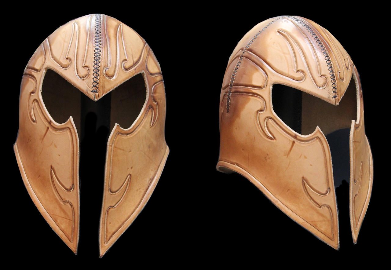 Tyrant Swain Helmet WIP by Azmal