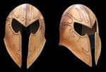 Tyrant Swain Helmet WIP