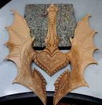 Flame Armor WIP