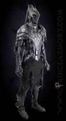 Artorias Leather Fantasy Armor Dark Souls by Azmal