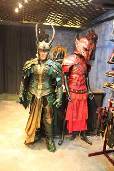Medieval Loki Armor
