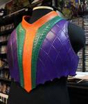Medieval Joker WIP Leather Breastplate