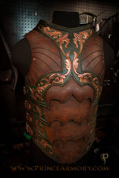 Warrior Rogue Breastplate