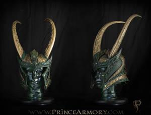Medieval Loki Helmet - Revised