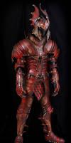 Flame Dragon Armor