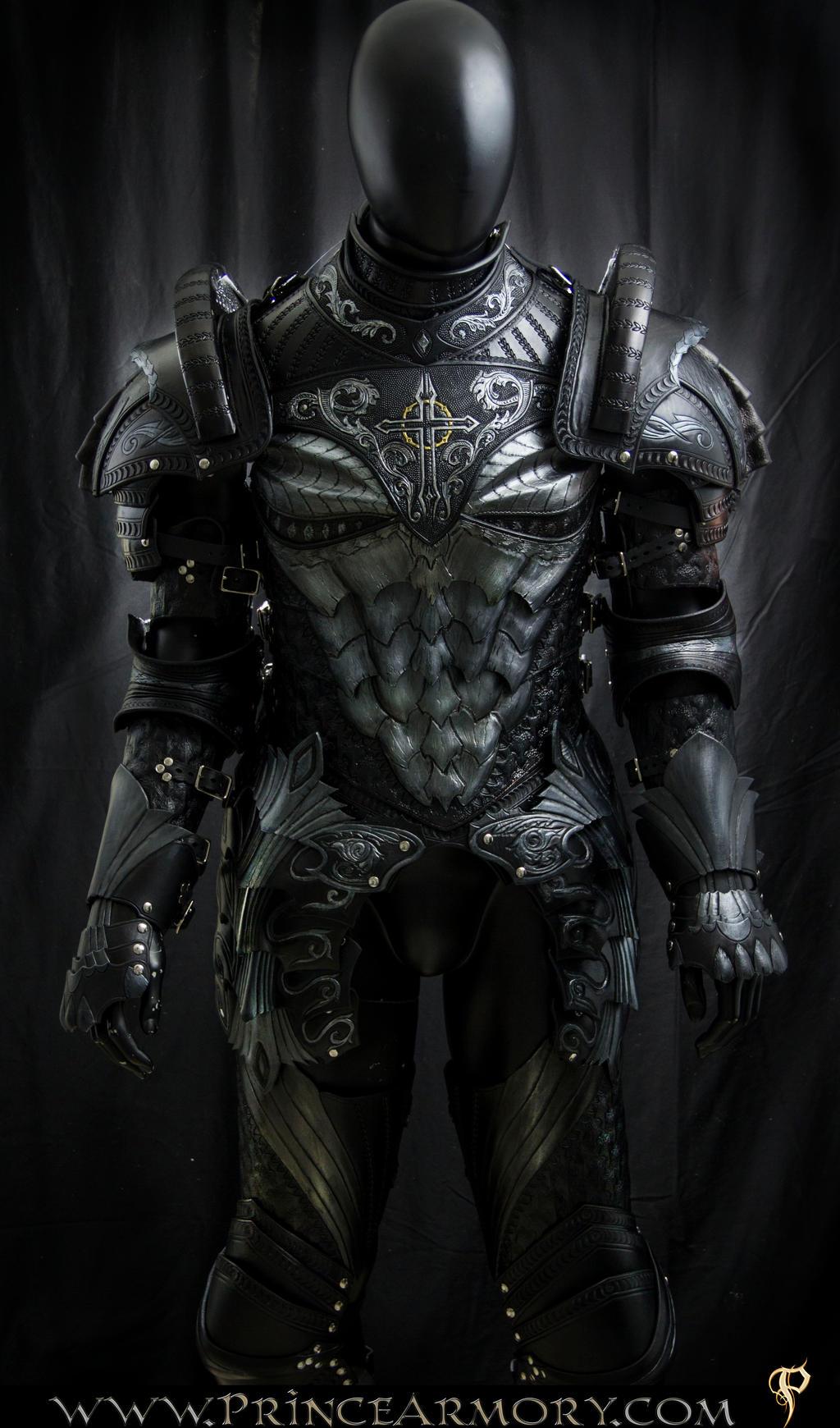 Dragon Crusader Cuirass/Upper Body by Azmal
