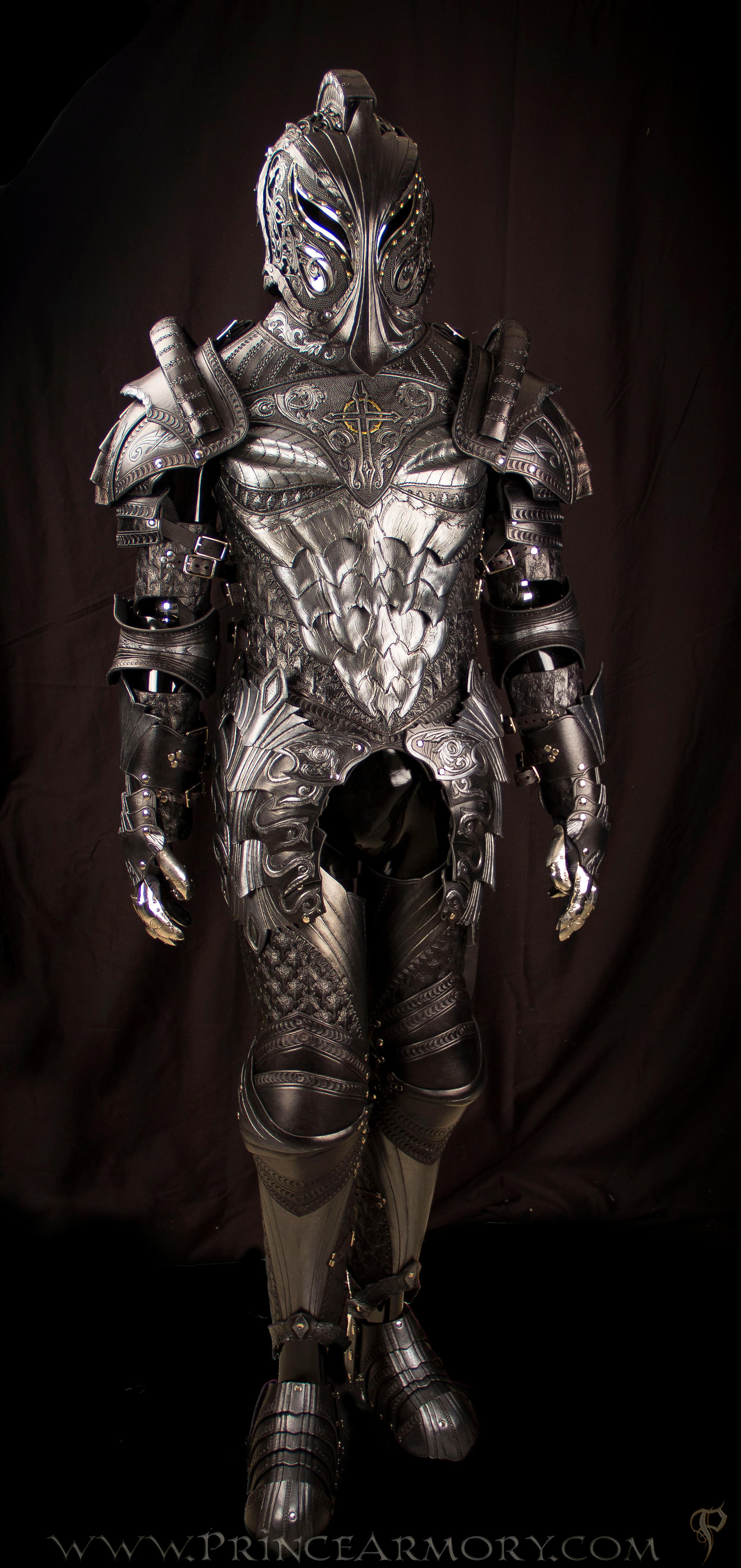 Dragon Crusader Full S... Ninja Gaiden Costume