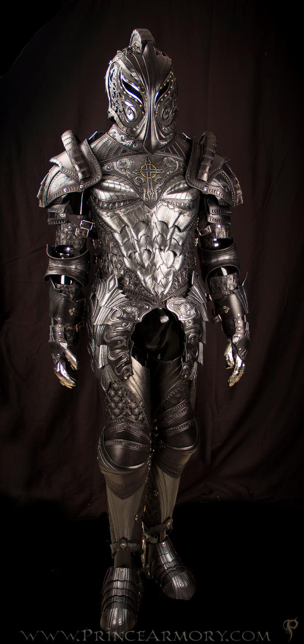 Dragon Crusader Full Suit by Azmal