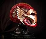 Asgardian Iron Man Helmet