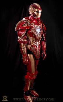 Asgardian Iron Man Complete