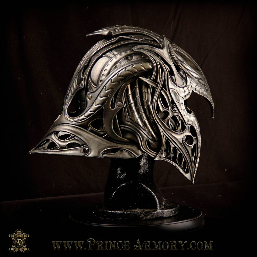 Krypton Helmet Side by Azmal